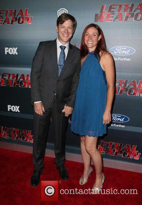 Lethal Weapon, Kevin Rahm and Amy Lonkar 3