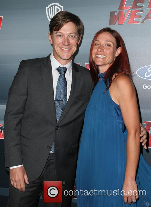 Lethal Weapon, Kevin Rahm and Amy Lonkar 6