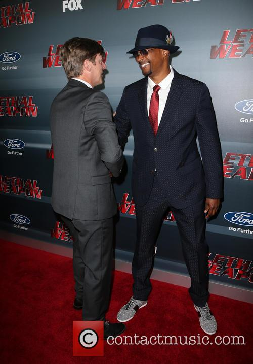 Kevin Rahm, Damon Wayans and Jr. 3