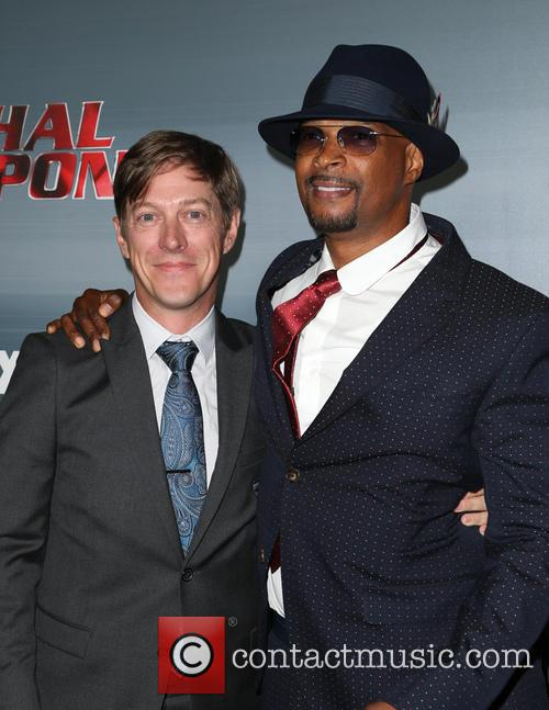 Kevin Rahm, Damon Wayans and Jr. 5