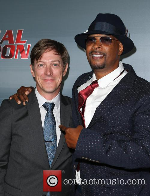 Kevin Rahm, Damon Wayans and Jr. 6