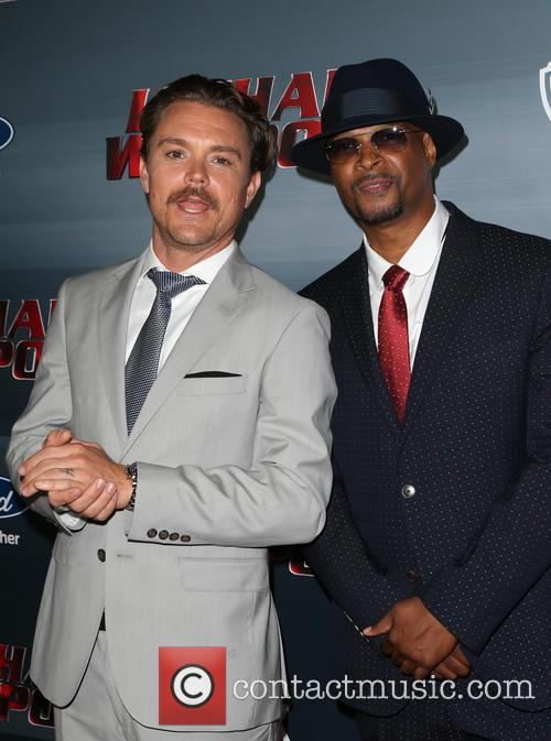 Clayne Crawford, Damon Wayans and Jr. 11