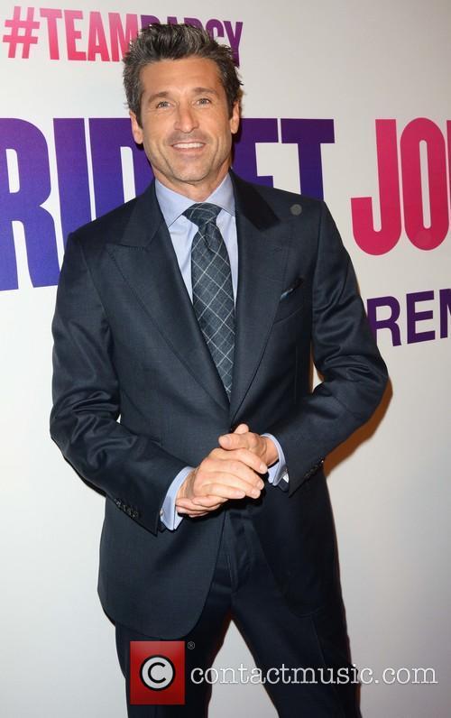 Bridget Joness Baby Patrick Dempsey Keen To Return For Another