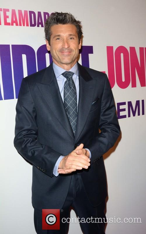 Patrick Dempsey at 'Bridget Jones's Baby' premiere