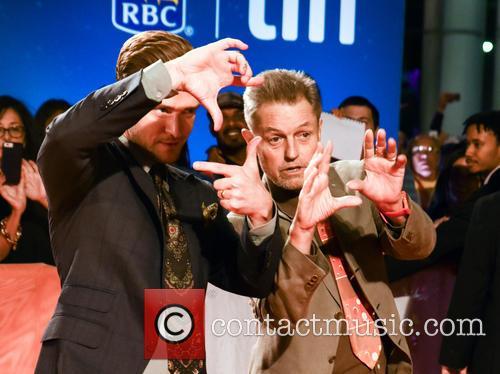 Justin Timberlake and Jonathan Demme 2