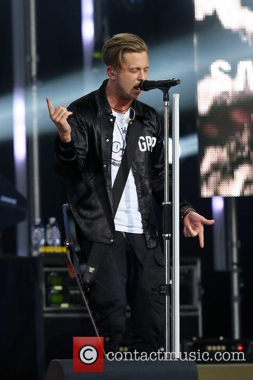 One Republic, Ryan Tedder and Jimmy Kimmel 8