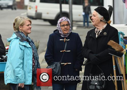 Stephanie Cole and Sally Lindsey 2
