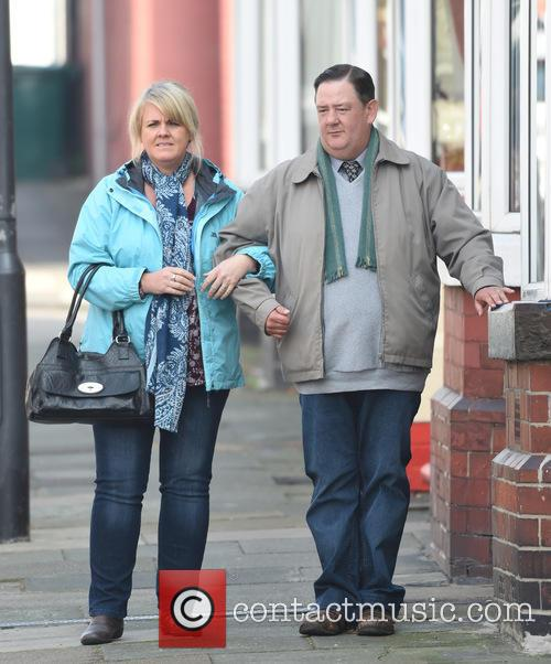 Sally Lindsey and Johnny Vegas 2