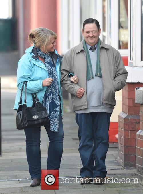 Sally Lindsey and Johnny Vegas 3