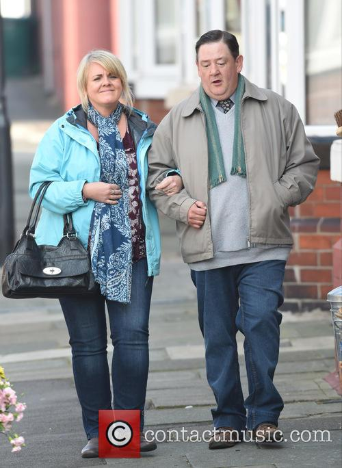 Sally Lindsey and Johnny Vegas 4