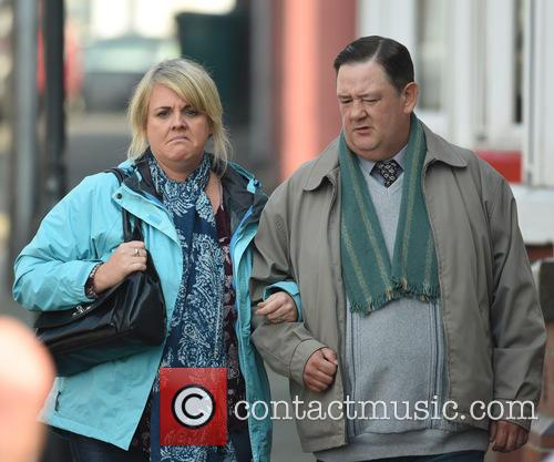 Sally Lindsey and Johnny Vegas 6