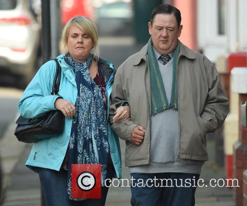 Sally Lindsey and Johnny Vegas 8