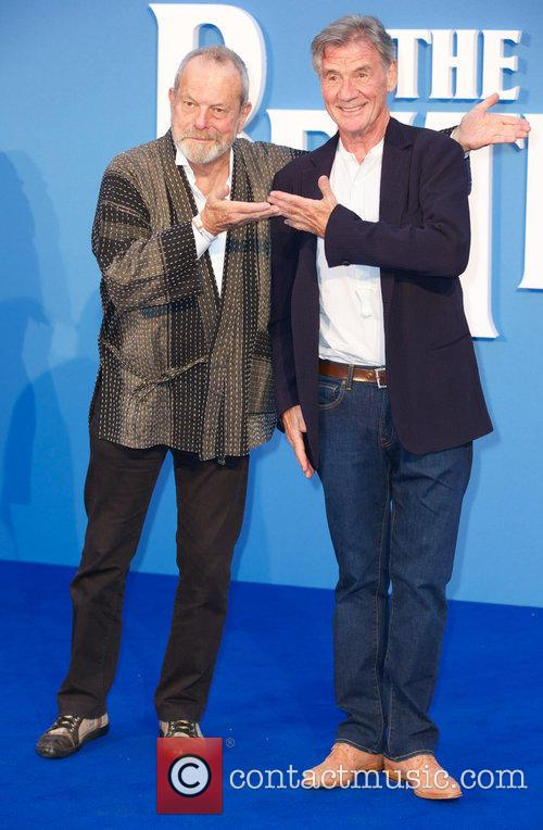 Terry Gilliam and Michael Palin 1