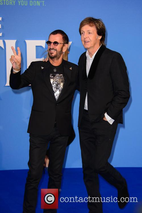 Ringo Starr and Paul Mccartney 3
