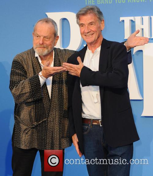 Terry Gilliam and Michael Palin 3