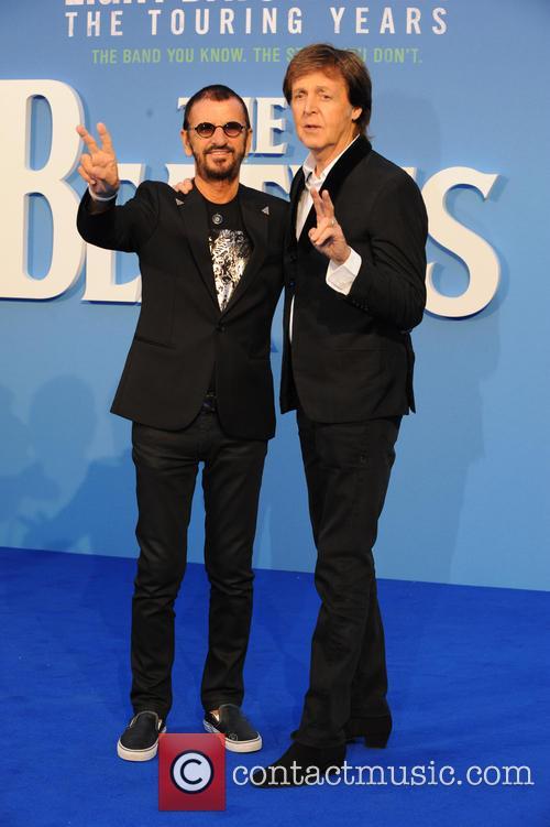 Paul Mccartney and Ringo Star 1