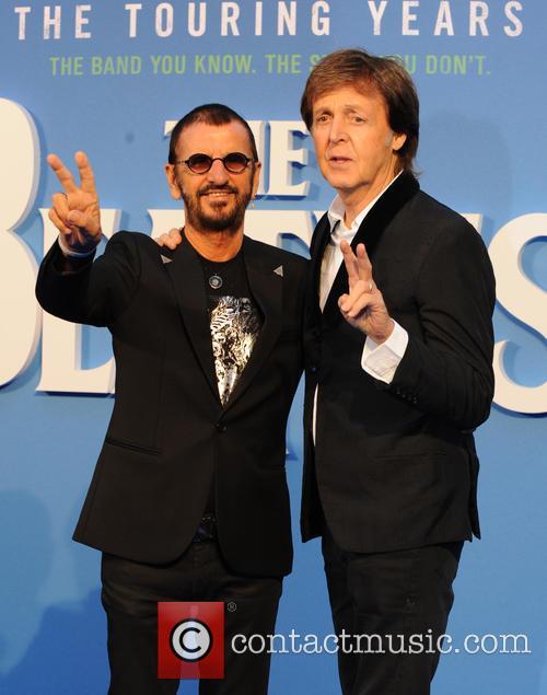 Paul Mccartney and Ringo Star 2