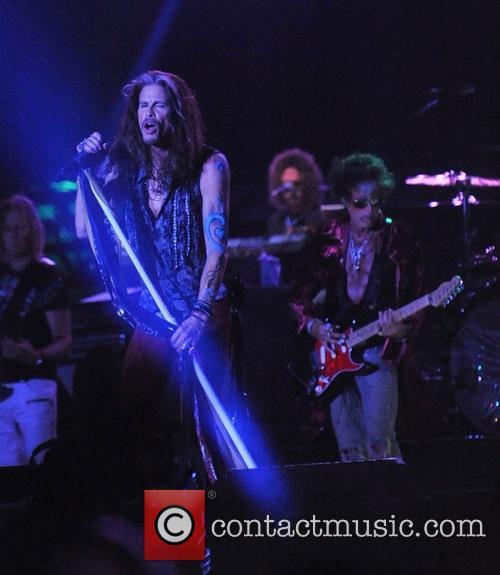 Steven Tyler, Joe Perry and Aerosmith 3