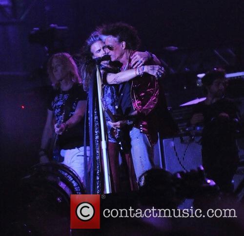 Steven Tyler, Joe Perry and Aerosmith 5