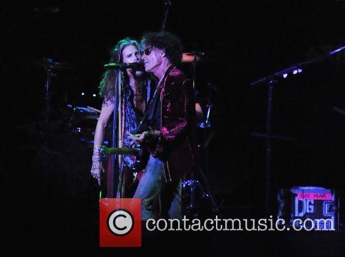 Steven Tyler, Joe Perry and Aerosmith 8