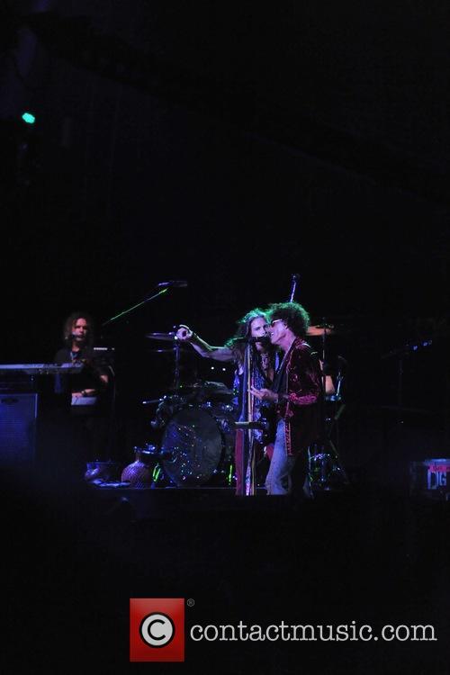 Steven Tyler, Joe Perry and Aerosmith 9