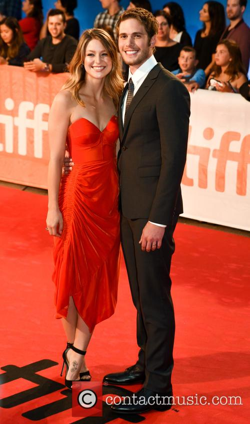 Blake Jenner and Melissa Benoist 1