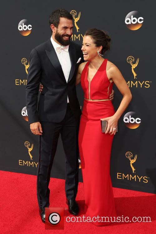 Tom Cullen and Tatiana Maslany 1