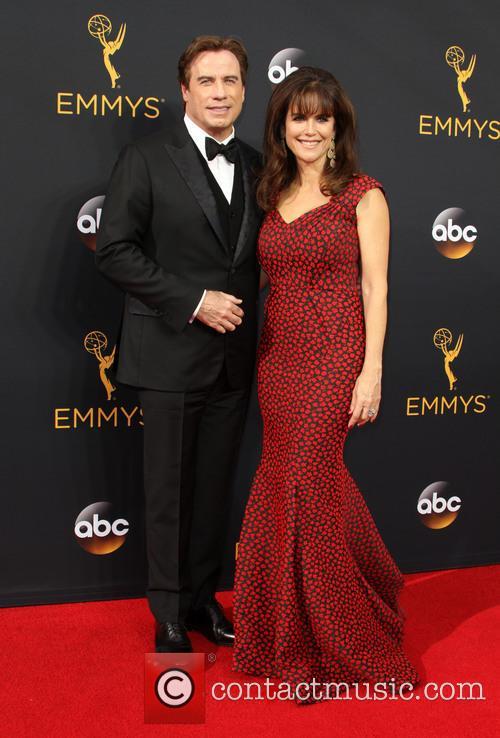 John Travolta and Kelly Preston 2