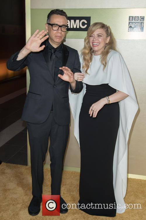 Fred Armisen and Natasha Lyonne 7