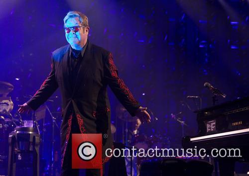 Sir Elton John 7