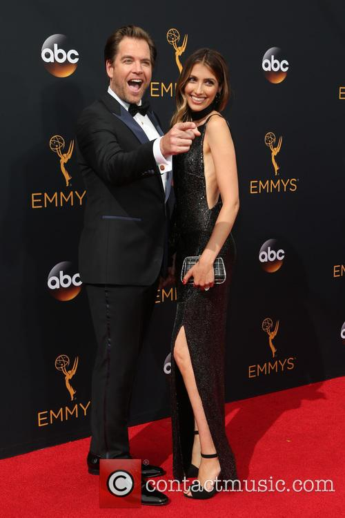 Michael Weatherly and Bojana Jankovic 3