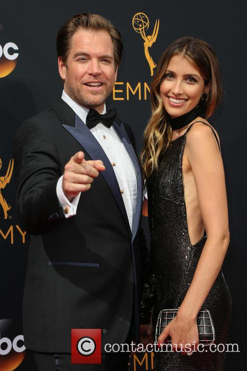 Michael Weatherly and Bojana Jankovic 4