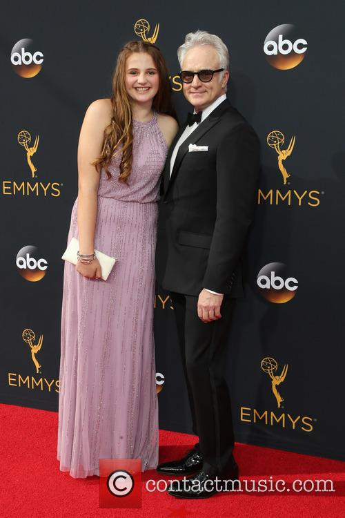 Bradley Whitford and Mary Louisa Whitford 1
