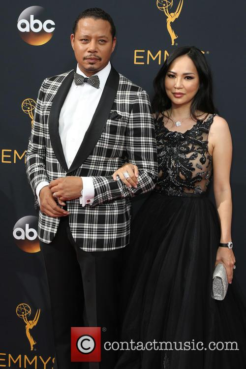 Terrence Howard and Mira Pak 2