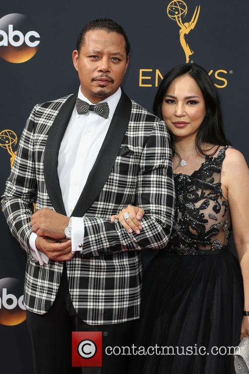 Terrence Howard and Mira Pak 5
