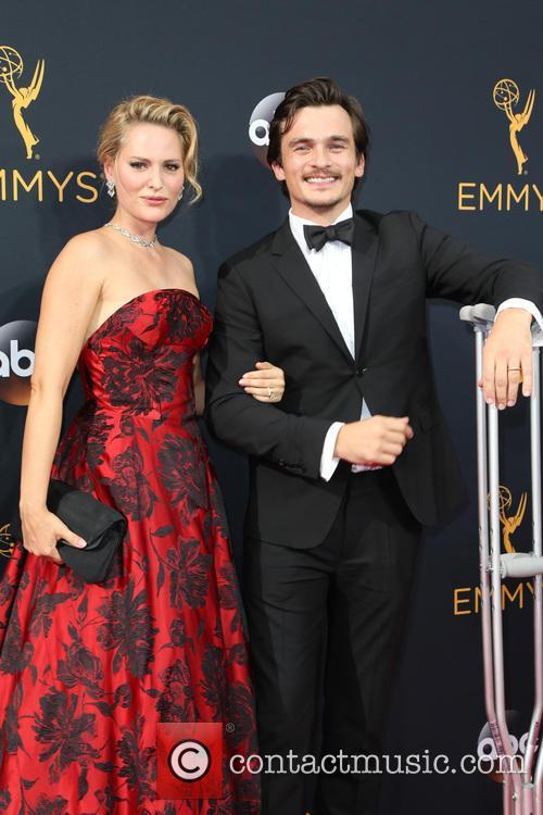 Rupert Friend and Aimee Mullins 1