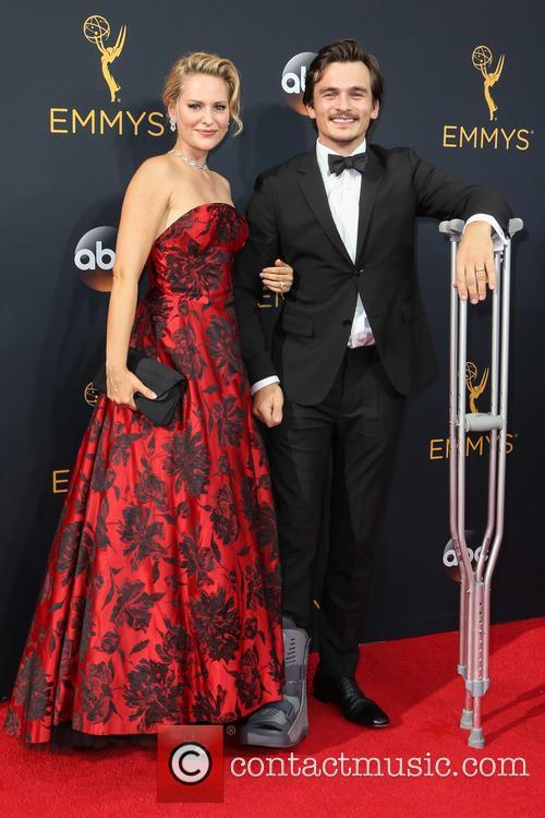 Rupert Friend and Aimee Mullins
