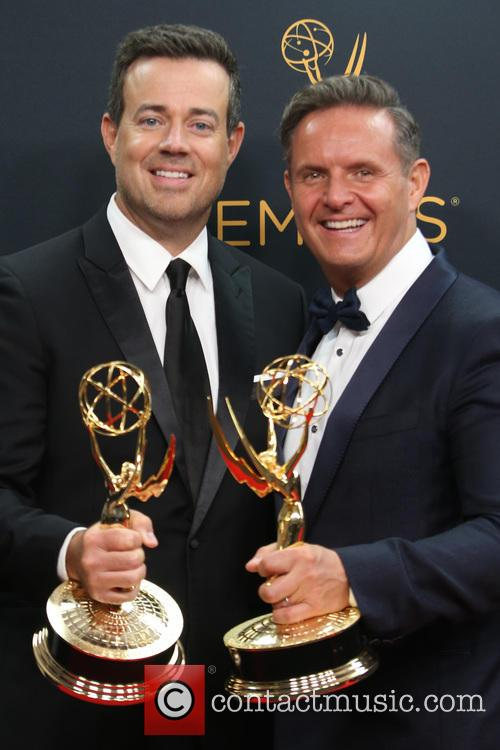 Carson Daly and Mark Burnett 9
