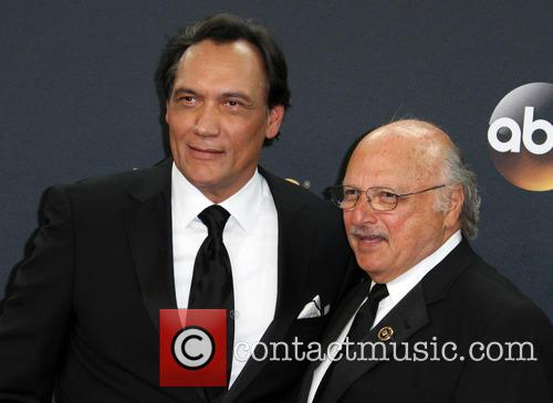 Jimmy Smits and Dennis Franz 1