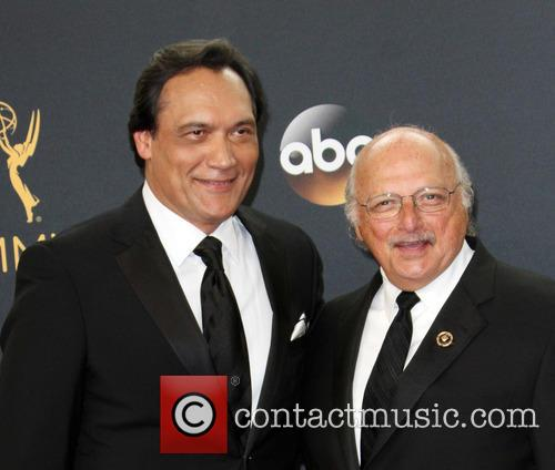 Jimmy Smits and Dennis Franz 6