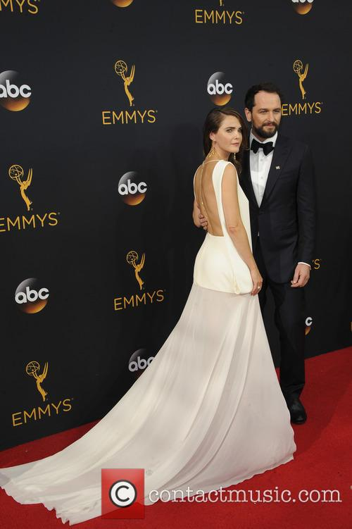 Keri Russell and Matthew Rhys 2
