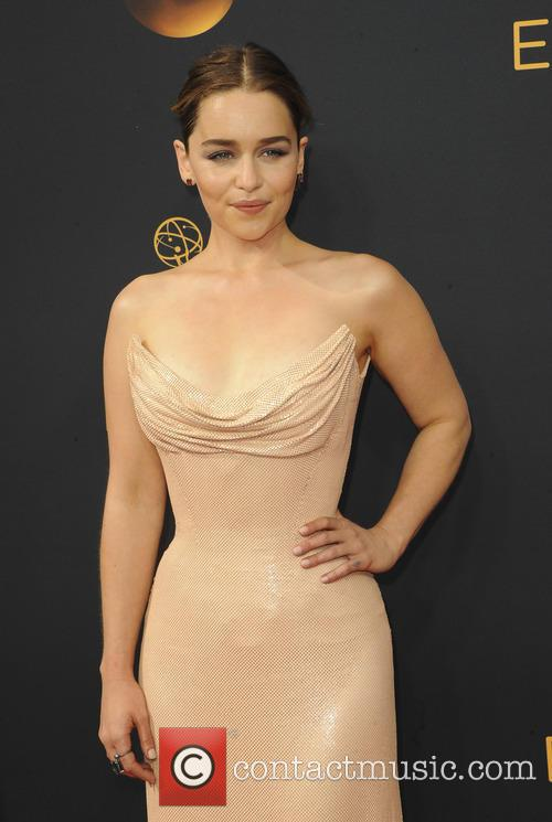 Emilia Clarke says she's learned a lot from Daenerys Targaryen