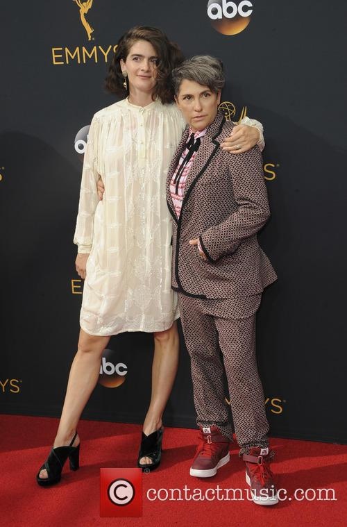 Gaby Hoffmann and Jill Soloway 1