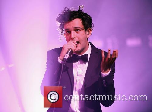 Matthew Healey and The 1975 2