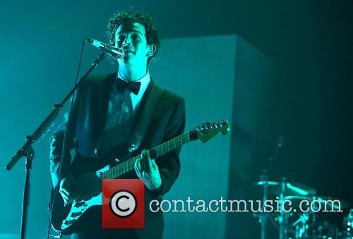 Matthew Healey and The 1975 4