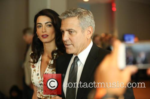 George Clooney and Amal Clooney 5