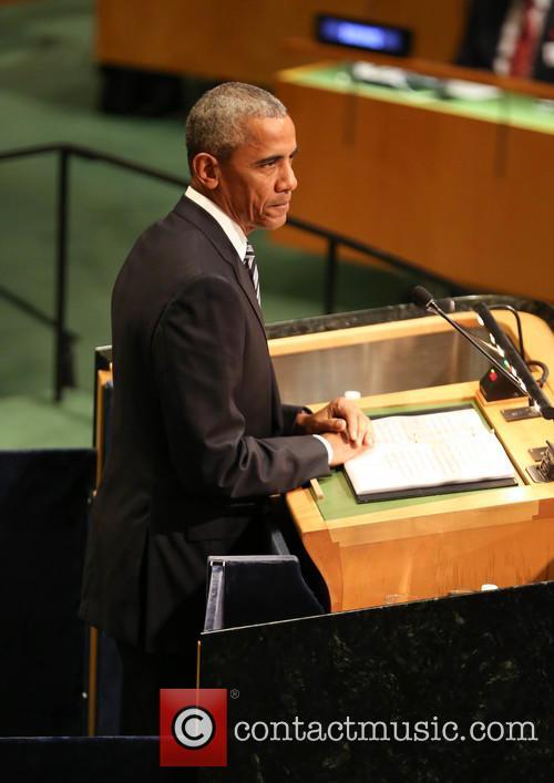 President Barack Obama 6