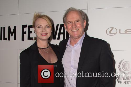 Elizabeth Heery and Peter Davison 1
