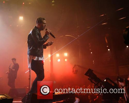 One Republic and Ryan Tedder 10