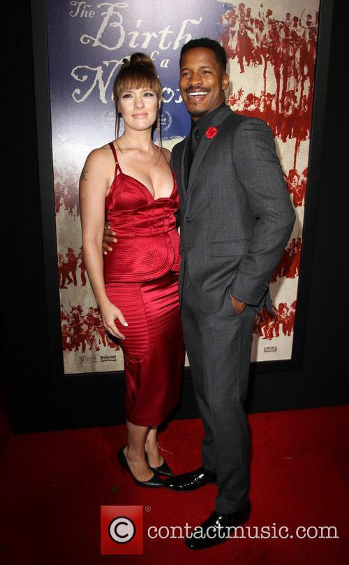 Nate Parker and Wife Sarah Disanto 11